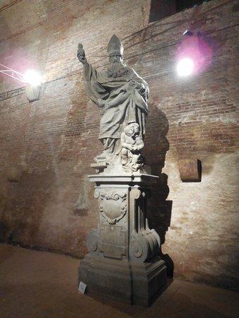 Monumento Cultural Nacional Vysehrad: St. Augustine