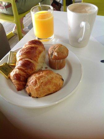 Hotel ibis budget Birmingham Centre: Breakfast