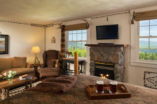 Lodge at Moosehead Lake : The Moose Room