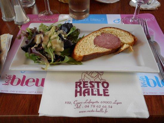Resto Halle : .