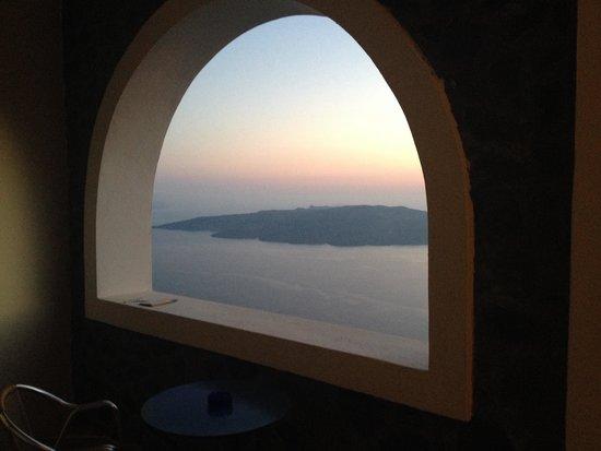 Panorama Studios & Suites: Private balcony
