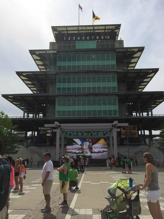 Indianapolis Motor Speedway Museum : The Pagoda