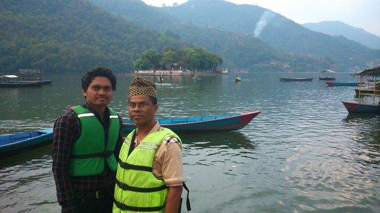 Paddle Nepal - Day Tours: pukhara lake