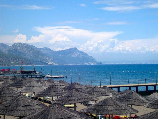 Champion Holiday Village : beach
