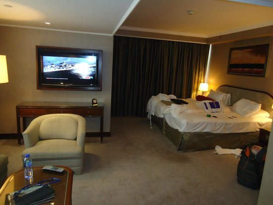 Marco Polo Hongkong Hotel : My room