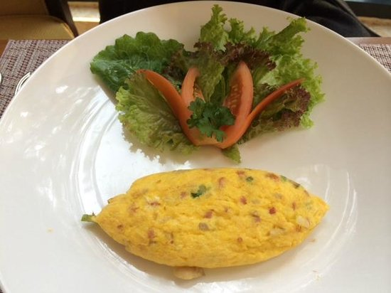 Dalat Edensee Resort & Spa: Breakfast for 2