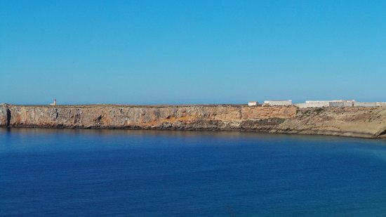 Pousada Sagres : View from back side of hotel