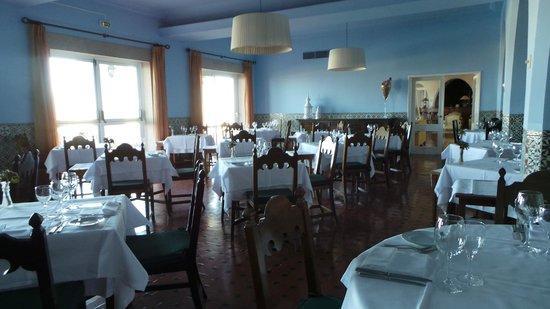 Pousada de Sagres, Infante: Dining Area