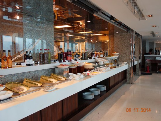 The Landis Taichung: 餐廳