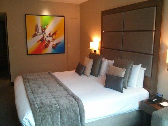 Grange Tower Bridge Hotel: Very comfy bed
