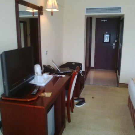 Hotel Intercontinental-Addis: Room 1