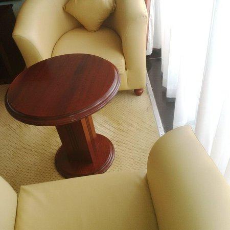 Hotel Intercontinental-Addis: Room 3