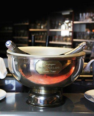 Tr S Bon Champagne Au Bon Rapport Qualit Prix Photo