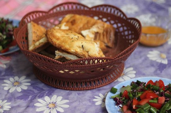Istanbul Urban Adventures : Bread