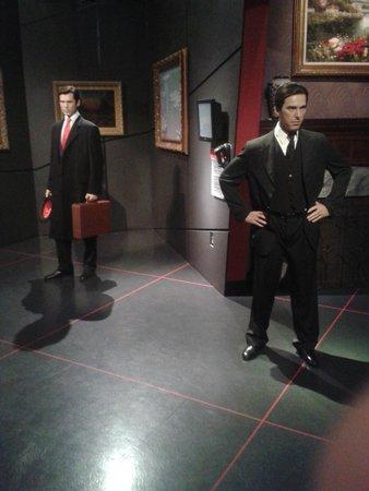 Madame Tussauds Hollywood : Al Pacino