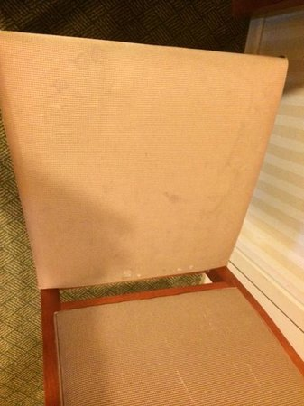Suburban Extended Stay Hotel, Omaha : filth