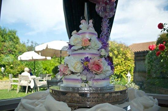 Windsor Hotel: Occasion Photos - Wedding Cake