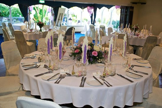 Windsor Hotel: Occasion Photos - Wedding Breakfast