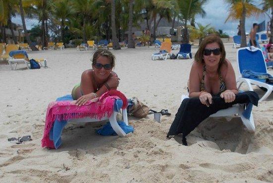 Viva Wyndham Dominicus Palace: Palace Beach
