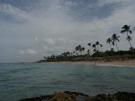 Viva Wyndham Dominicus Palace: Walk the beach