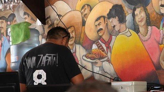 Viva Zapata Isla Holbox: Viva Zapata Restaurant Bar & Grill