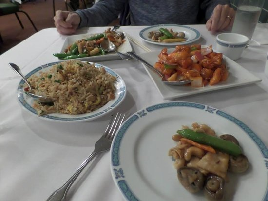 Great Eastern Restaurant : Wonderful lunch in Chinatown
