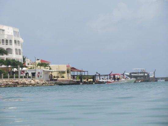 Simpson Bay Resort & Marina: Dock