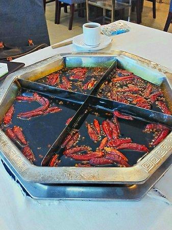 Qi Hotpot (JieFang Bei Hai Yi Dian)