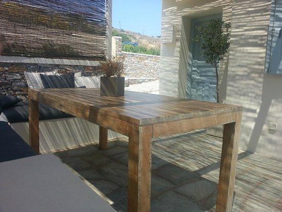 Verina Astra: Terrace