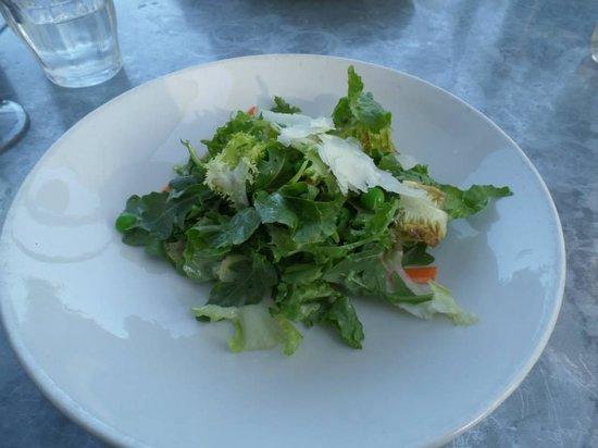 Farmstead at Long Meadow Ranch: Fresh amazing salad