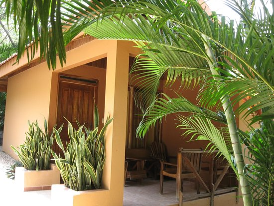 Hotel Ritmo Tropical: Our private bungalow