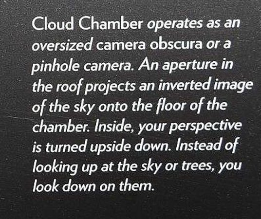 North Carolina Museum of Art: info on cloud chamber