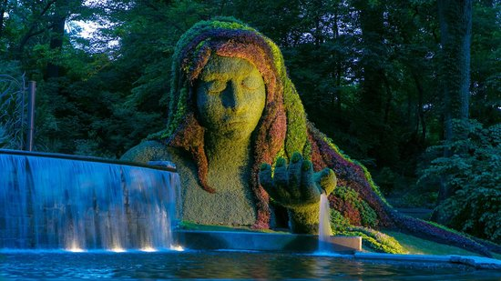 Atlanta Botanical Garden 2018 All You Need To Know Before You Go With Photos Tripadvisor