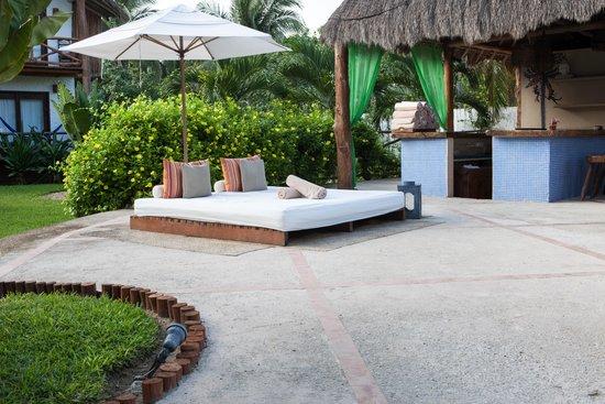 CasaSandra Boutique Hotel : pool