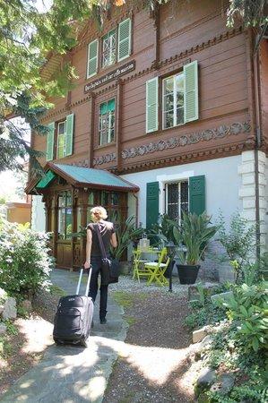 Hotel le Chalet : Le Chalet