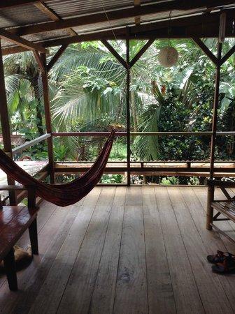 Vista Verde Guest House: Upstairs Hammocks