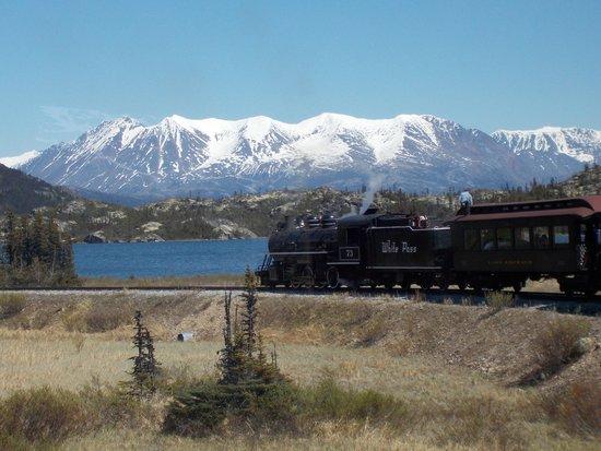 White Pass & Yukon Route Railway: Canada View