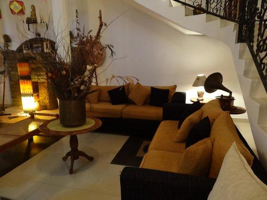 The Richmond House Kandy: hall