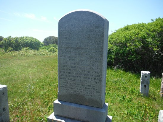 Nantucket Founders Burial Ground