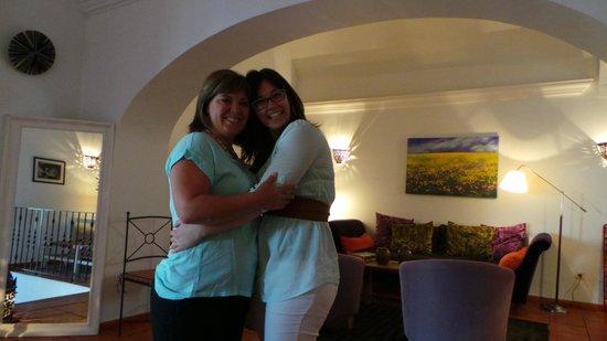 Albergaria do Calvario: One of the great staff folks