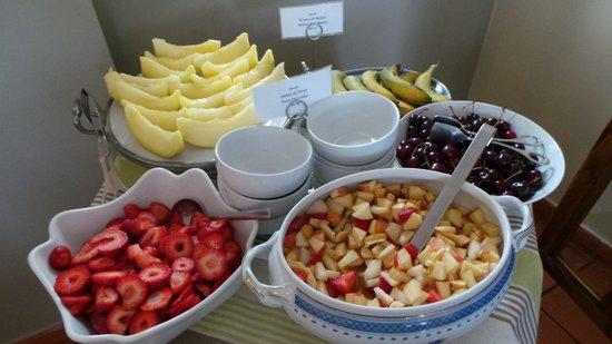 Albergaria do Calvario: Breakfast