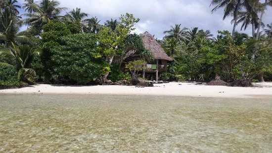 Samoan Outrigger Hotel : Resorts and Hotels Accommodation in Samoa