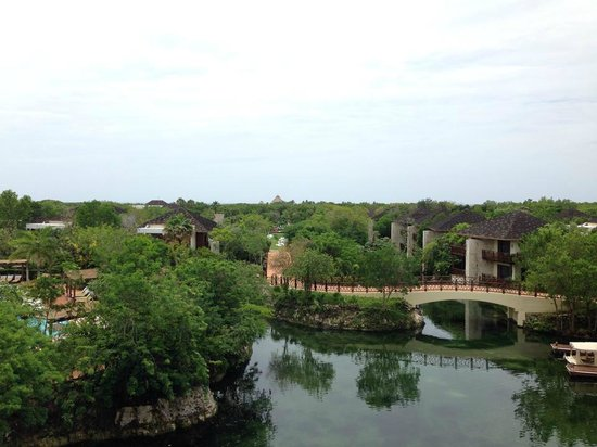 Fairmont Mayakoba: Grounds