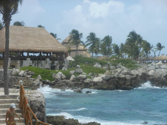 Xcaret Eco Theme Park: Beach