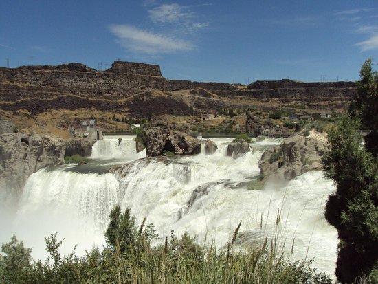 Top of Shoshone Falls