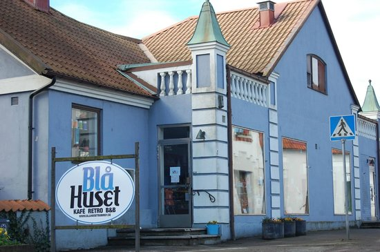 Bla Husets Bed & Breakfast