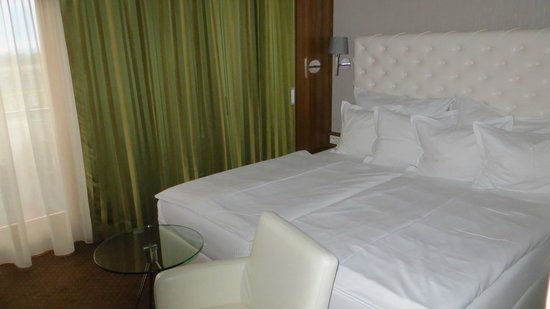 Pytloun City Boutique Hotel: bed