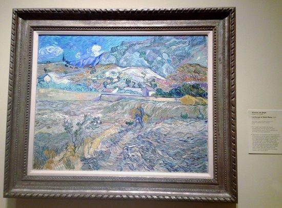Indianapolis Museum of Art: Van Gogh