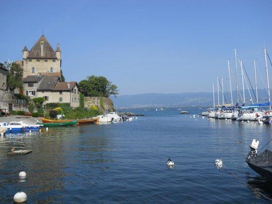 VVF Villages Evian : Yvoire, joli village à visiter