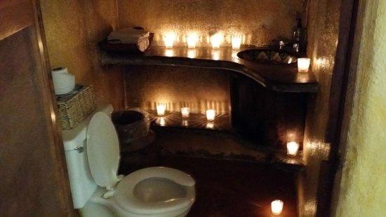 Vallarta Adventures - Las Caletas Beach Hideaway: One of the bathrooms.